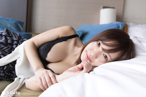 【S-CUTE】さりな(24) S-Cute スタイル良すぎな美人の曲線美セックス 3