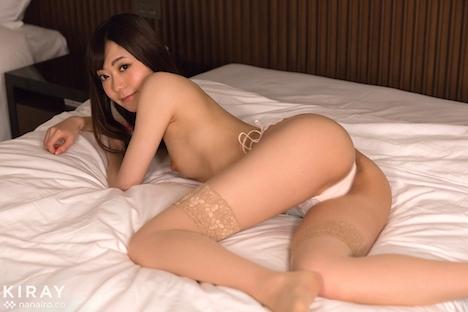 【KIRAY】めい(22) S-Cute KIRAY 声が我慢できないお姉さんとSEX 4
