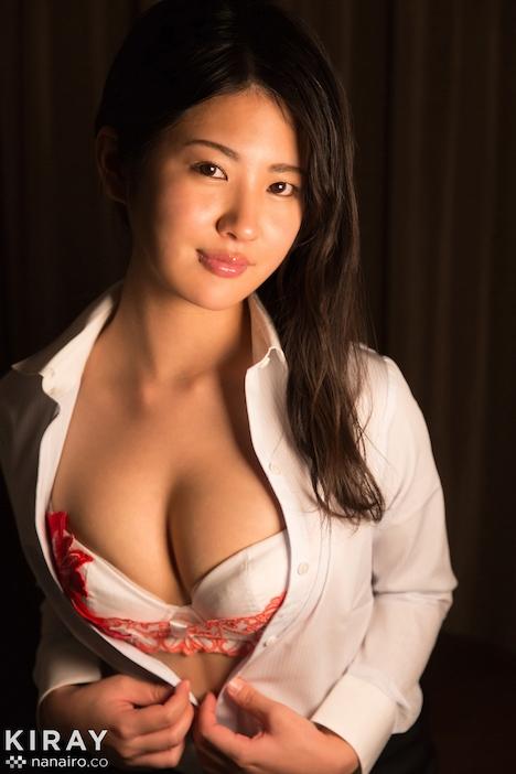 【KIRAY】あおい(25) S-Cute KIRAY スーツ乱して連続絶頂SEX 2
