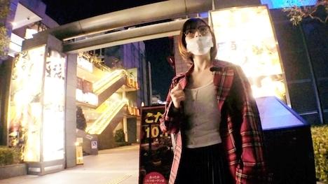 【ARA】【超最強SSS級】21歳【超大人気○○】えいみちゃん参上!?メガネとマスクで怪しさ満載!素顔を確認すると今を揺るがす超人気AV女優【深田えいみ】御本人!変装してまでやってきた彼女の応募理由は『普段、企画に縛られて自由なSEXできないので…』 3