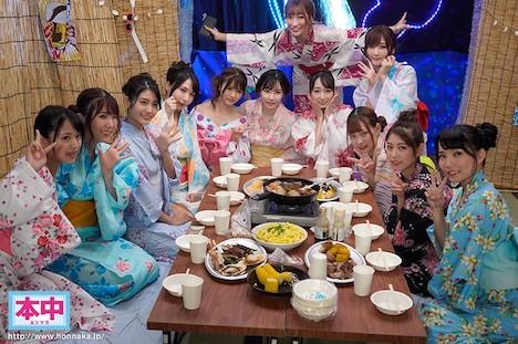 美少女中出し島 10周年大感謝祭スペシャル!!超ハイテンション中出し大乱交
