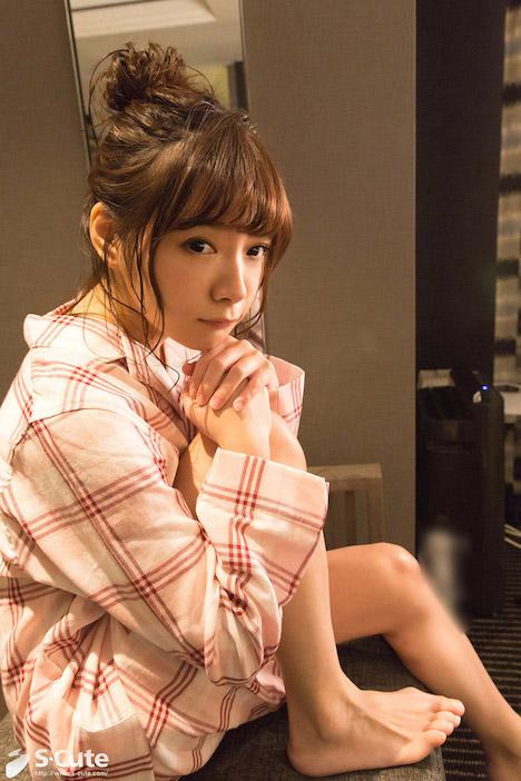 【S-CUTE】みお(20) S-Cute Hがしたい夜のパジャマH 2