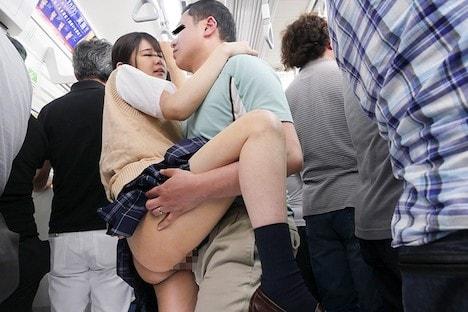 「偶然のキスで豹変!涎まみれで唇をしゃぶりまくるベロちゅう大好き女子○生」VOL 1 村田あず