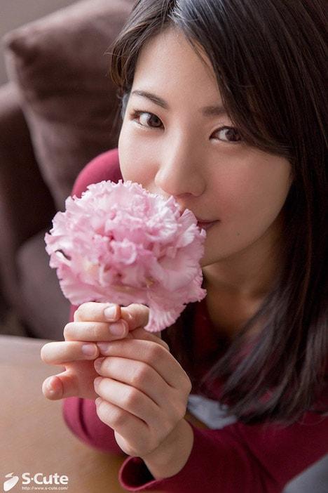 【S-CUTE】あおい(25) S-Cute 黒髪美人に見つめられるSEX 3