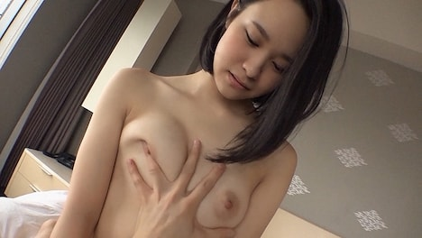 【With】ふみか(20) S-Cute with パイパン巨乳娘の湯上がりハメ撮りH 3