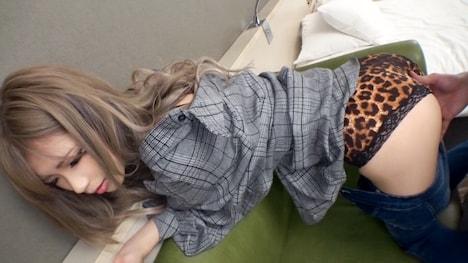 【シロウトTV】【初撮り】【激かわギャル】【小生意気な関西少女】小生意気な18歳のギャルが全身に力を込め男根に喘ぐ。 ネットでAV応募→AV体験撮影 1153 永愛 18歳 フリーター 4