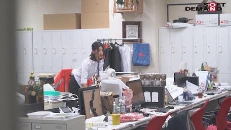 【SOD女子社員】SEXの撮影に大成功!AVに興味がないと言い張るSOD女子社員に無理やりチ●ポ研修!SOD女子社員 総務部3年目 千葉多香子ちゃん 6