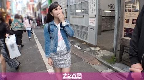 【ナンパTV】マジ軟派、初撮。 1441 渋谷で見つけたピチピチ19歳女子大生、タピオカで釣ってインタビュー出演OK!遊んでそうな服装だけど意外と真面目でなかなか浮いた話を引き出せない中、無事セックスまで持ち込めるのか…? まほ 19歳 大学1年生 1