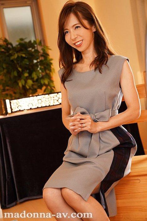 【新作】The BEAUTIFUL WIFE 01 桜井ゆみ 37歳 AV debut!! 2