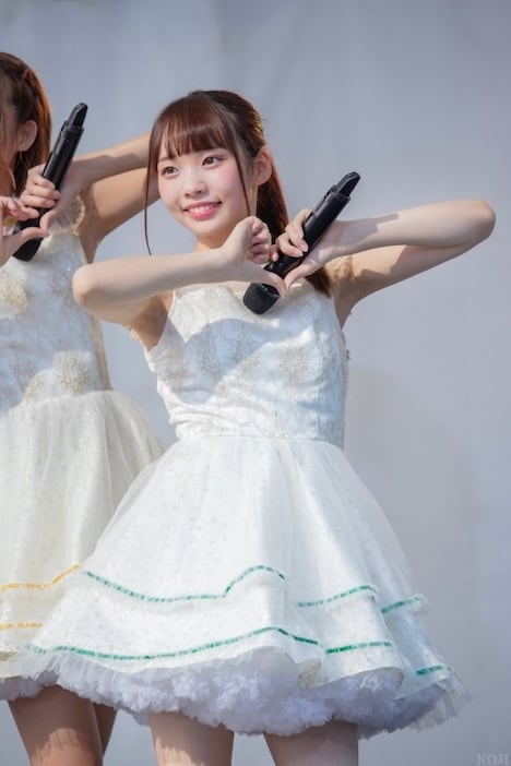 現役アイドル、在籍中にAV出演 2-1