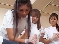 真性包茎治療を看護師4人がかりでしてくれる病院
