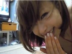 彼女がノリノリで浮気相手をフェラするビデオレターを送ってきた件