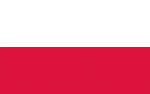 256px-Flag_of_Poland ポーランド