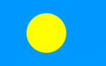 256px-Flag_of_Palausvg パラオ