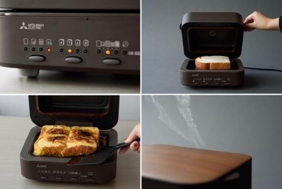 800x-1 高級トースター