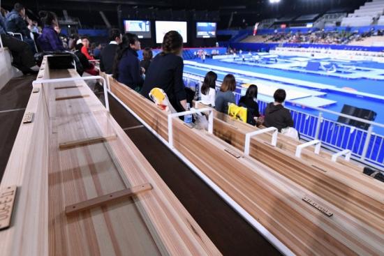 9オリンピック座席