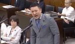 山本太郎、災害対応について「民主党政権、今の政権より100倍マシ!」