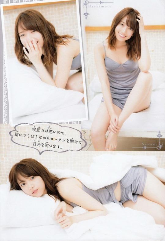 橋本奈々未48