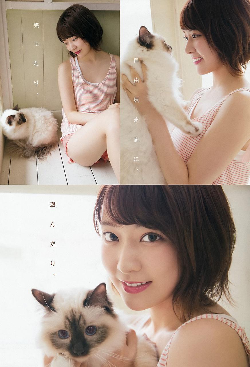 宮脇咲良23