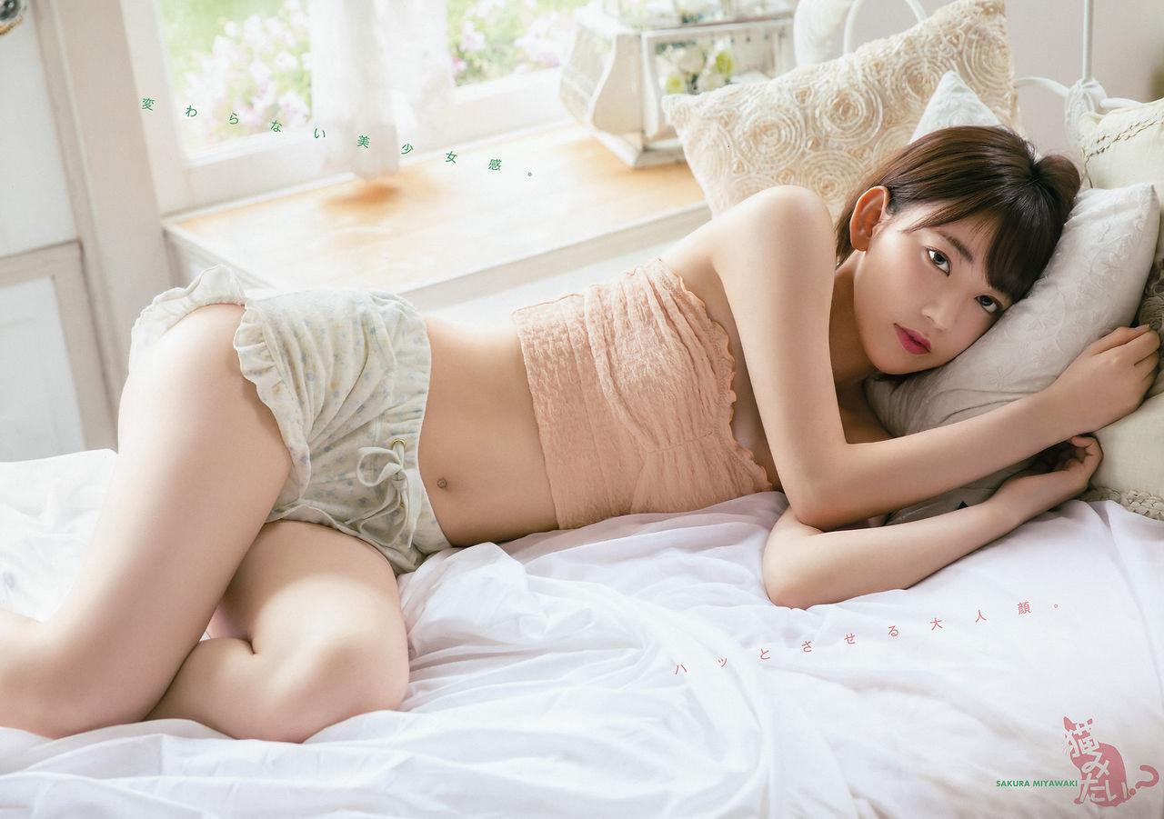 宮脇咲良27