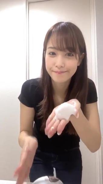 鷲見玲奈7