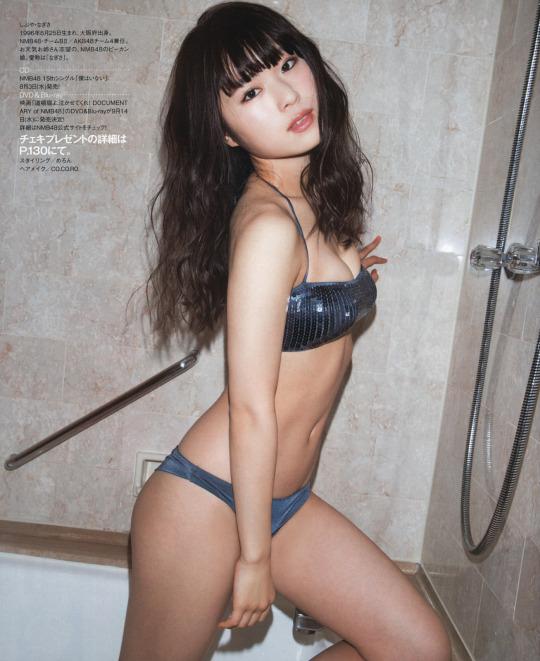 渋谷凪咲77