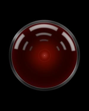 HAL9000的な