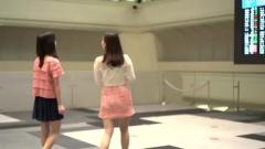 角谷暁子アナ超ミニスカ画像8