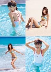 岡副麻希アナ水着画像6