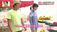 斎藤真美アナウェットスーツ画像3