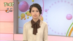 和久田麻由子アナブラ透け画像3