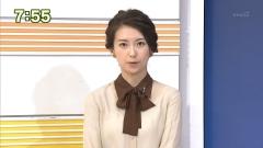 和久田麻由子アナブラ透け画像4
