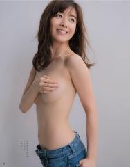 田中みな実アナ腕ブラヌード画像3