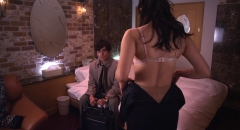 筧美和子脱衣ランジェリー画像4