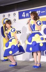 鷲見玲奈アナと宇垣美里アナ画像5