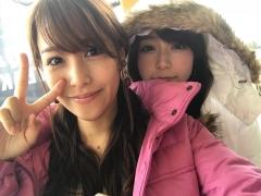 鷲見玲奈アナと宇垣美里アナTバック画像3