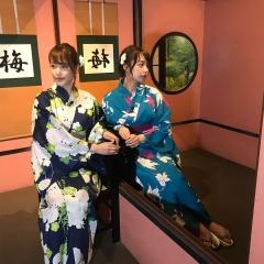 鷲見玲奈アナと宇垣美里アナTバック画像4