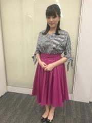 三谷紬アナ巨乳画像画像8