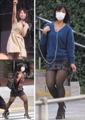 竹内由恵アナ私服ブラ透け画像5