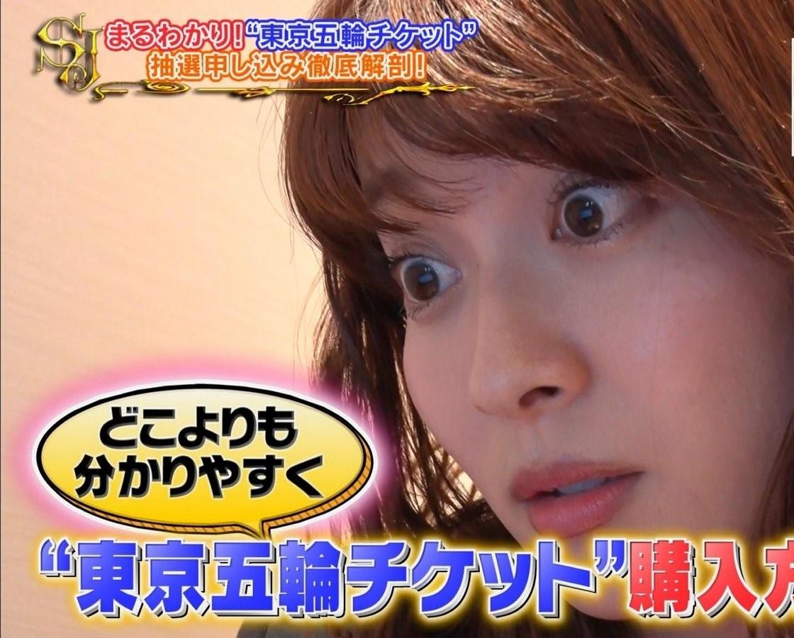 山本里菜アナのベッピン顔をひたすら見る2