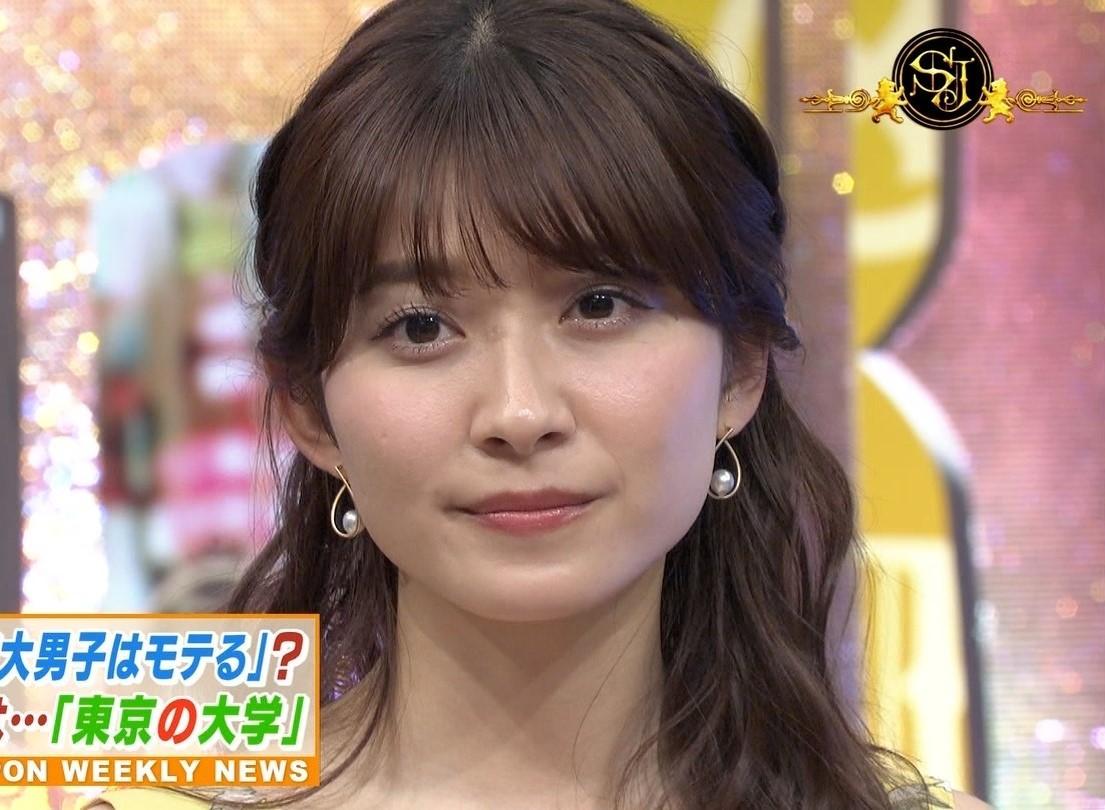 山本里菜アナのベッピン顔をひたすら見る3