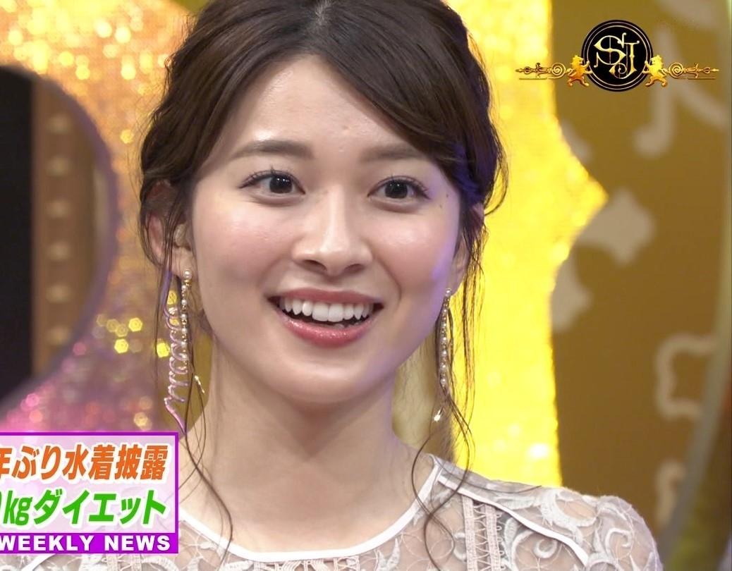 山本里菜アナのベッピン顔をひたすら見る5