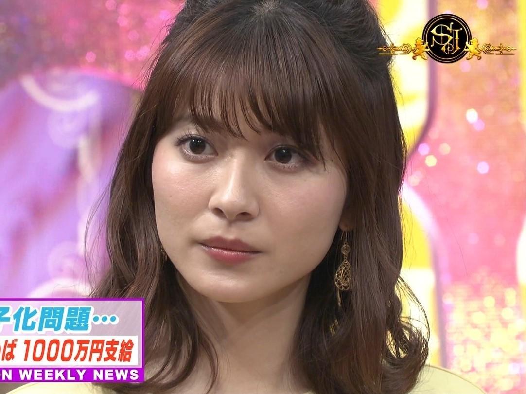 山本里菜アナのベッピン顔をひたすら見る6