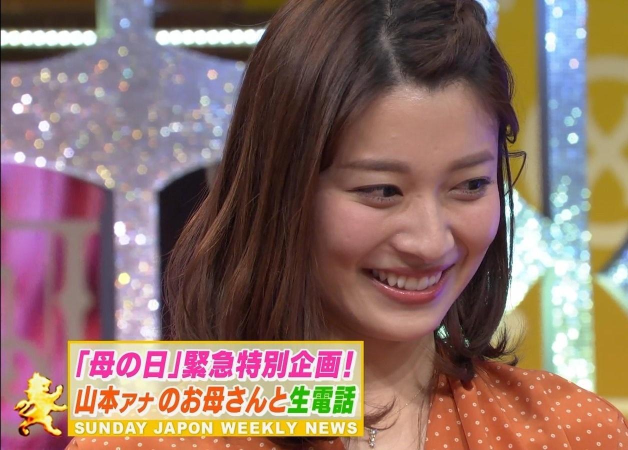 山本里菜アナのベッピン顔をひたすら見る25