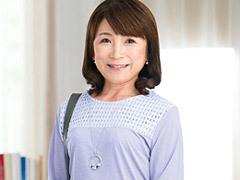 森山景子 SEXが大好きという五十路の貧乳人妻が初撮りに挑む!