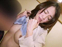 笹川蓉子 どこか寂しげな雰囲気の五十路妻が他人とエッチして寝取られに来た!