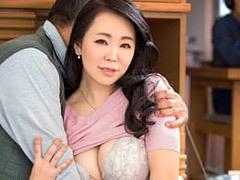 大畑ひろこ 「お義父さんダメ…」夫が真横で寝ている寝室で義父に寝取られる嫁!