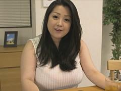 小向美奈子 AV落ちしたぽっちゃり爆乳熟女が風俗嬢となりフェラ抜きからの中出し!