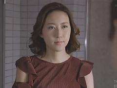 松下紗栄子 風俗嬢で働く高慢な巨乳人妻が客として来た隣人の男に寝取られて中出し!