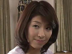 笹山希 夫が留守の間に息子と溜まった性欲を満たす巨乳母と息子のエロ動画!